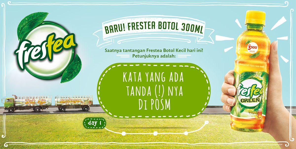 Frestea #KalemAjaLanjutTerus by Dita Novianti (Indonesia)