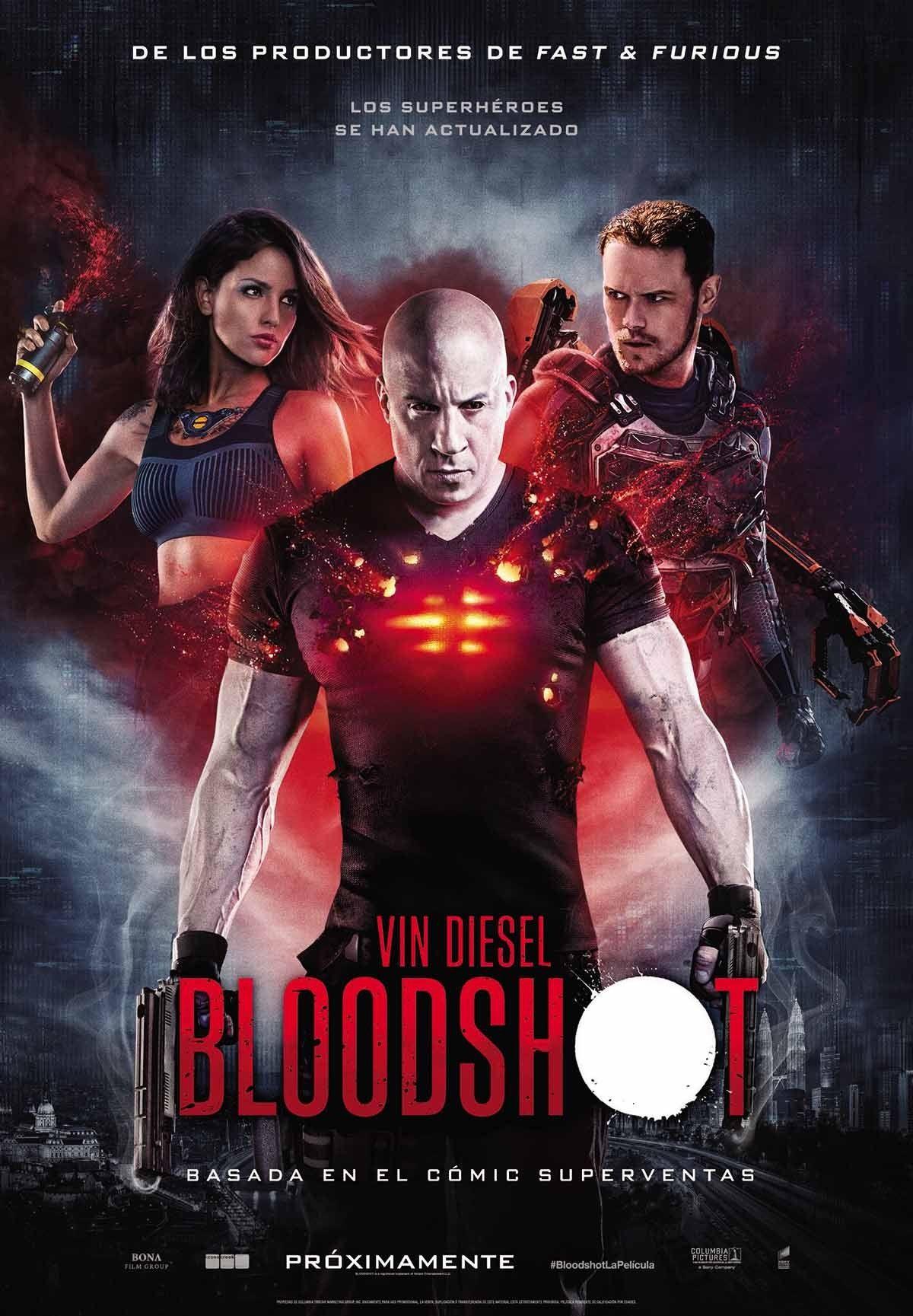 Bloodshot Bloodshot Películas Completas Gratis Películas Completas Ver Peliculas Completas
