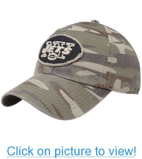 detailed look 96c0a 58491 NFL  47 Brand New York Jets Tarpoon Franchise Fitted Hat - Camo  NFL  Brand   New  York  Jets  Tarpoon  Franchise  Fitted  Hat  Camo