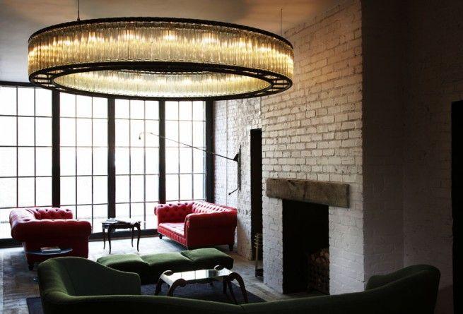 Shoreditch House, London