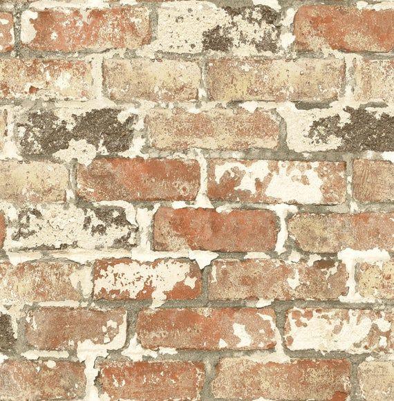 Self Adhesive Wallpaper Brick Peel And Stick Rustic Brick Wallpaper Red Brick Removable Wallpaper Peel Stick Wallpaper Sticker Red Brick Wallpaper Brick Wallpaper Peel And Stick Wallpaper