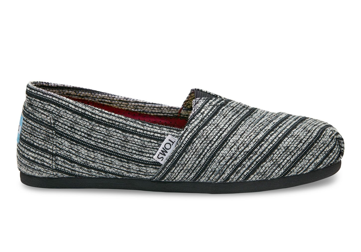 Make A Statement In This Alpargata. The Slip-on That