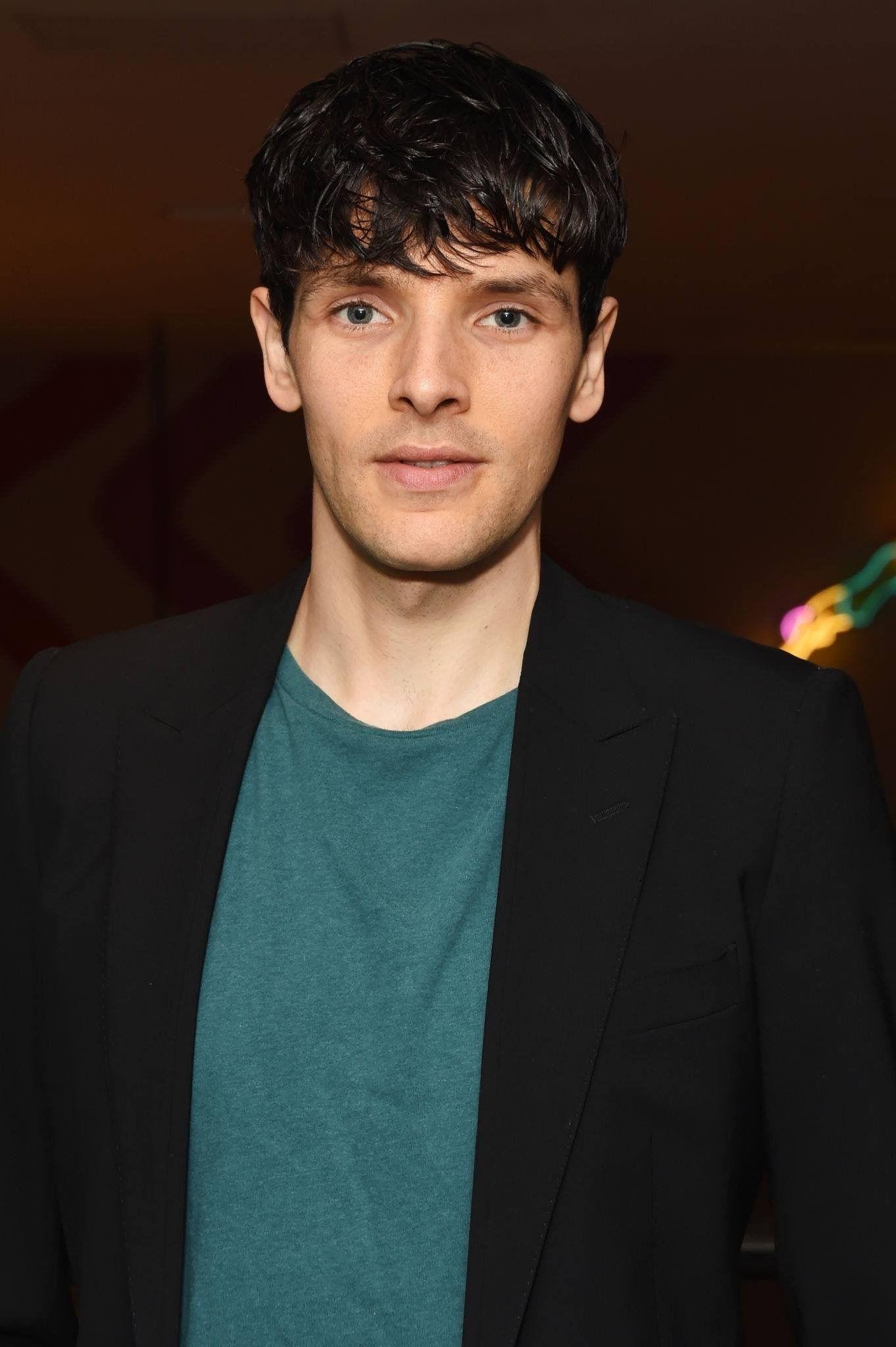 Colin Morgan - April 2019 (haircut for All My Sons)   Personaggi, Merlin,  Immagini