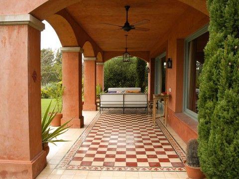 C6 foto3 fachadas pinterest - Disenos de porches de casas ...