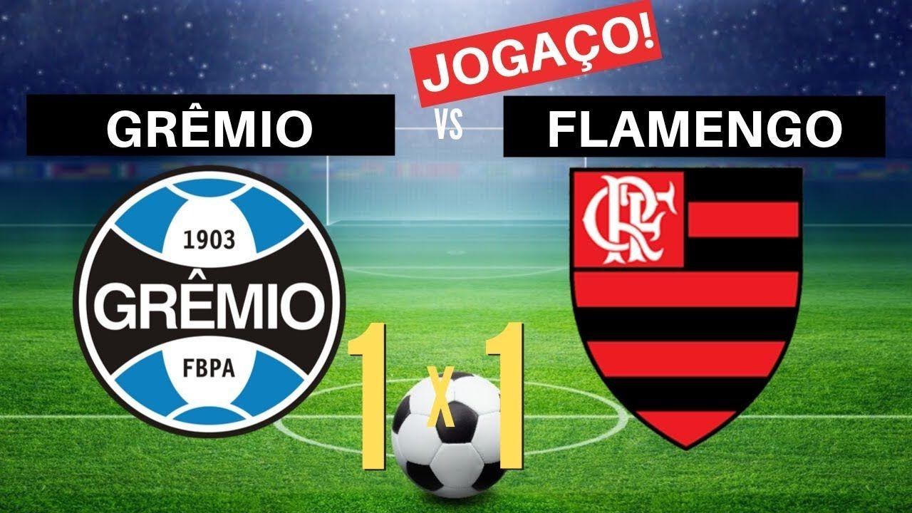 Gremio 1 X 1 Flamengo Melhores Momentos Jogaco Completo Hd Voce Me Completa Flamengo Bons Momentos