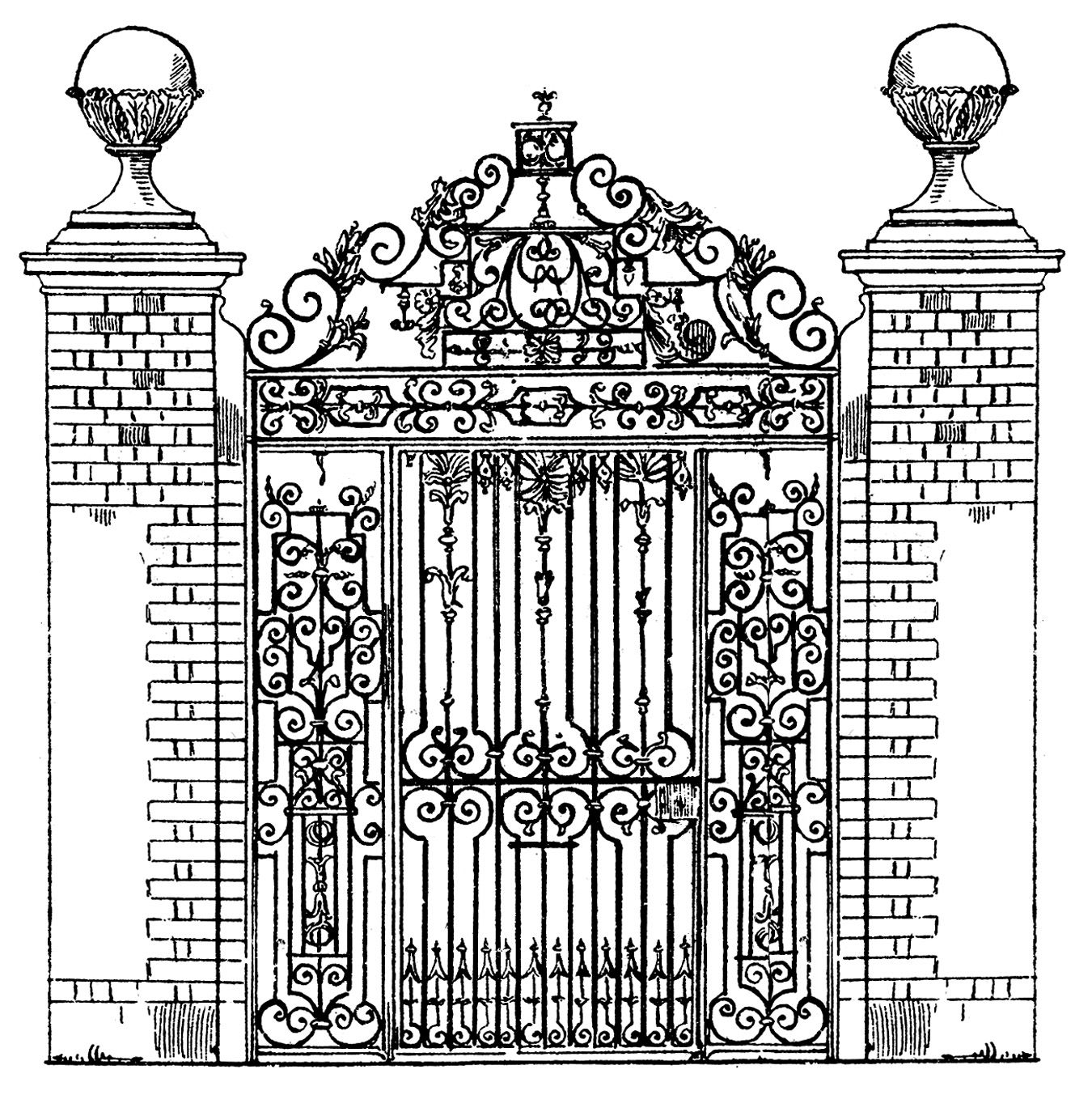41++ Door clipart black and white free info