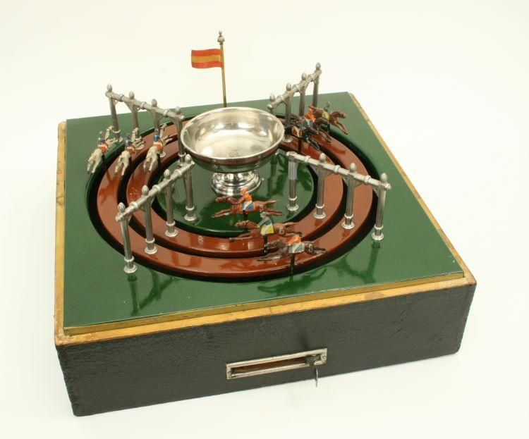 Vintage Marklin Horse Racing Game Horse Race Game Gambling Games Video Games For Kids