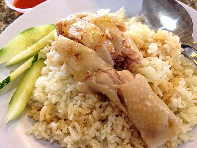 レシピとお料理がひらめくSnapDish - 41件のもぐもぐ - chicken drumstick rice 海南雞腿飯 by (=^x^=)