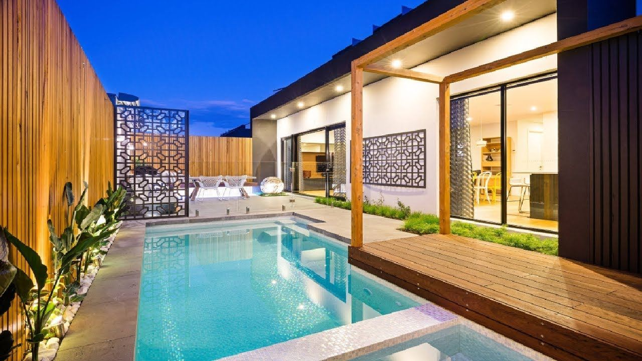 Landscaping Ideas For The Pool Areas | 25 Best Pools Designs