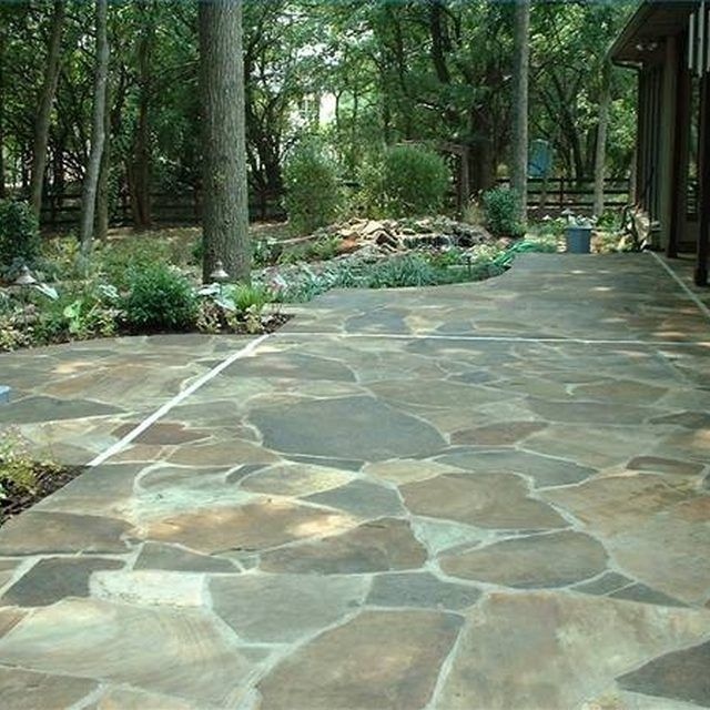 Beautiful How To Clean Flagstone With Vinegar