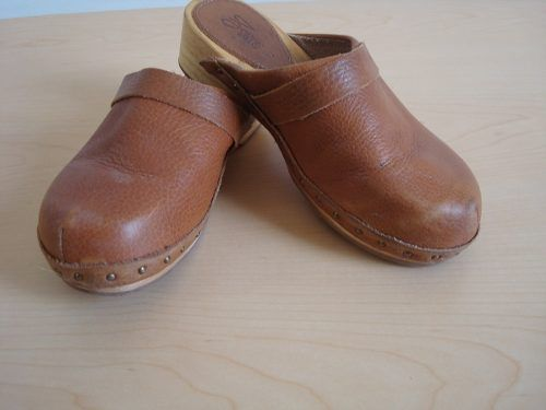 a08c810043c Zapatos Zara Suecos De Piel Para Niñas  21 Cm Únicos. - en MercadoLibre
