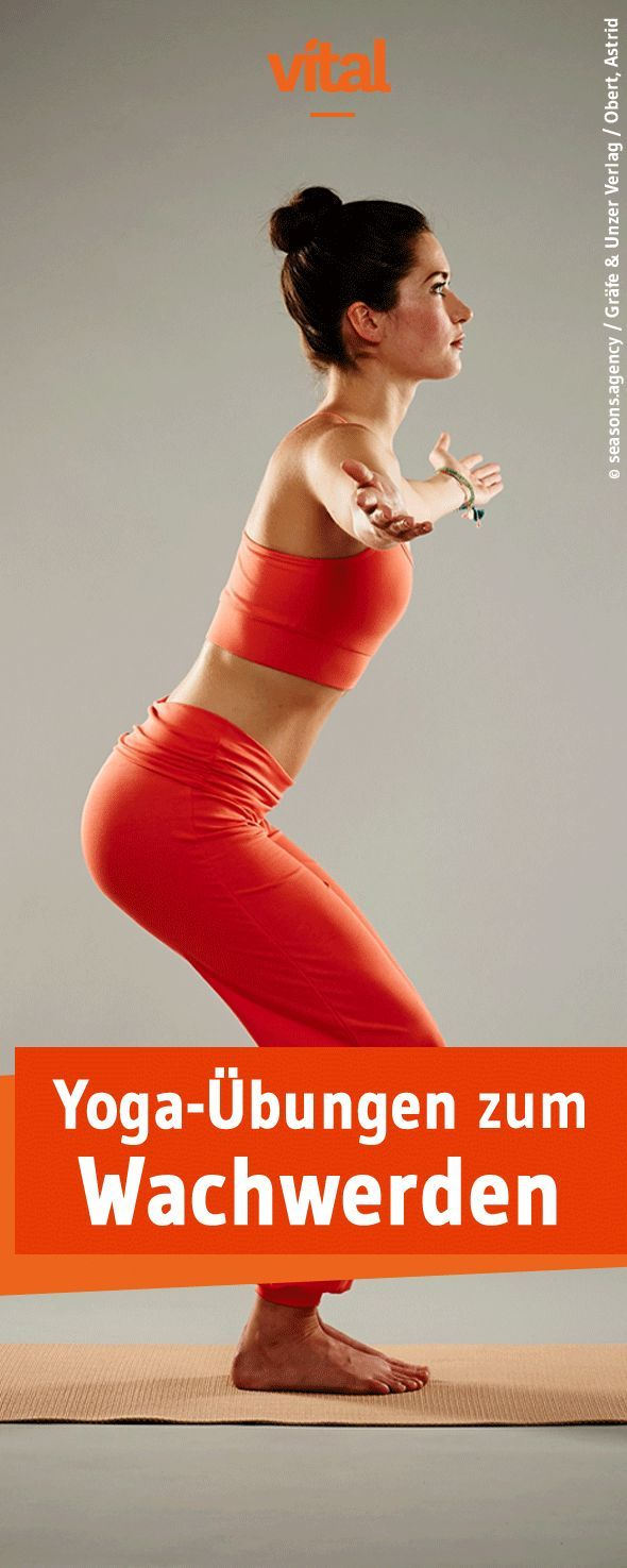 With our yoga exercises to wake up, you start in the future motivated and fit into your day and is much easier to get out of bed. Try it! yoga exercises     -