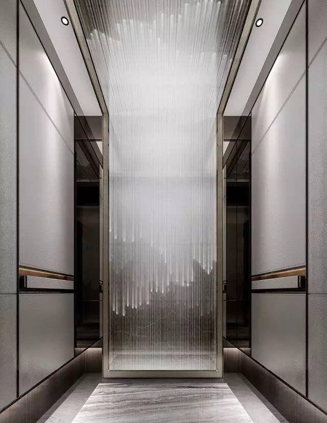 Corridor Design: #elevator #elevatordesign
