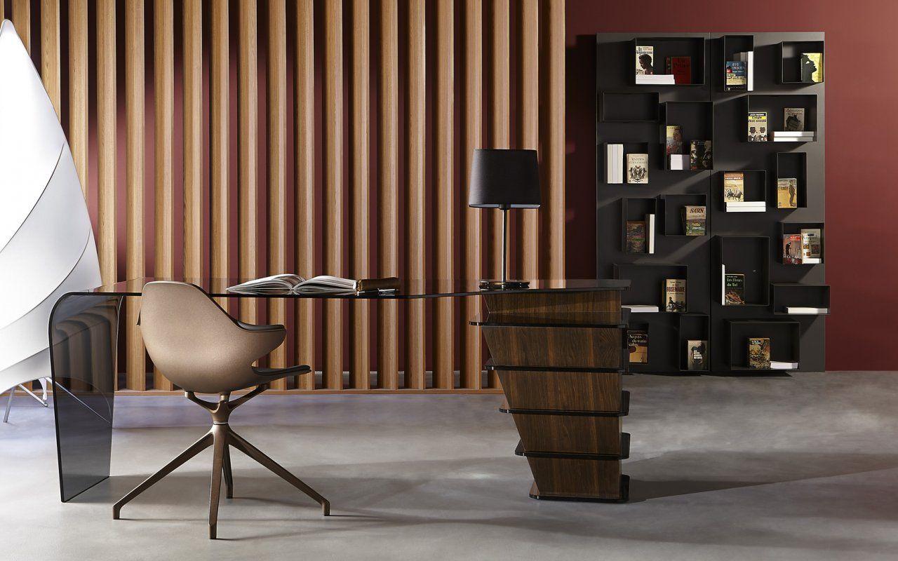 Bureau STRATO Sacha Lakic Design pour la collection Roche Bobois
