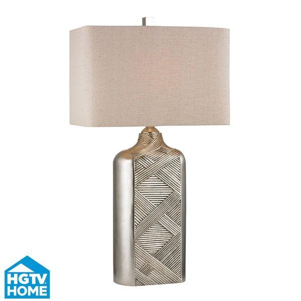 Dimond Lighting Poly Table Lamp - HGTV345.