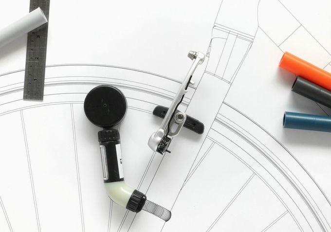 7c2c910e77d REVISTA BICICLETA -Conheça uma luz para bicicleta sem bateria ...