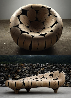 High Desert Design Council: Wood Seating Wooden Furniture By Jaehyo Lee