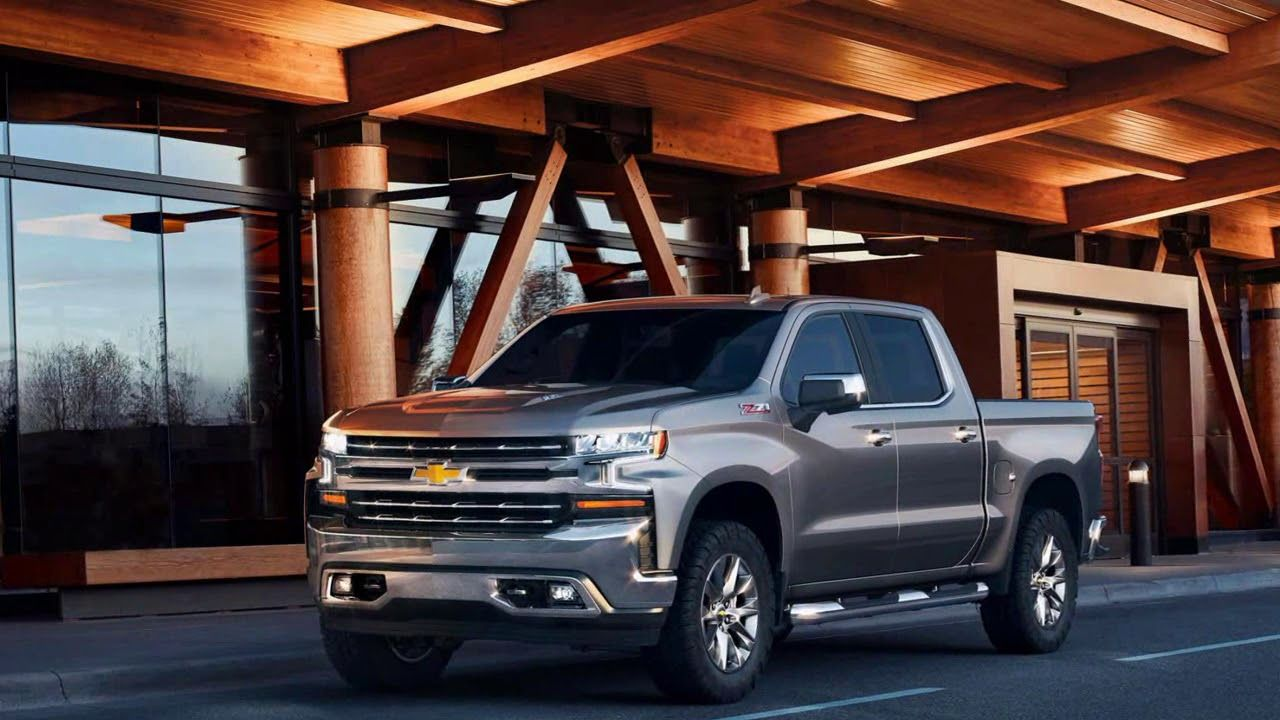 Watch This 2019 Chevrolet Silverado 5 Key Details Do You