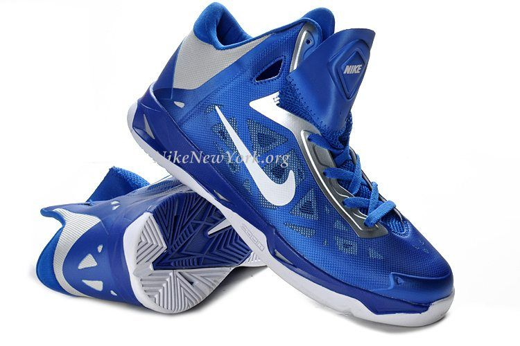 online store d92c3 3c924 nike shoes 2015   Nike Basketball Shoes 2015 Nike zoom hyperchaos tb blue