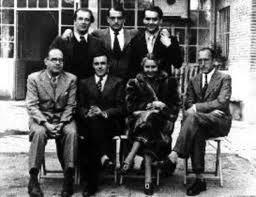 Resultado de imagen de GRUPO DE LA ALIANZA DE INTELECTUALES ANTIFASCISTAS