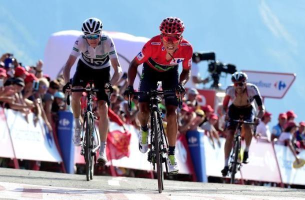 Nairo Quintana Tour De Francia Nairo Chris Froome