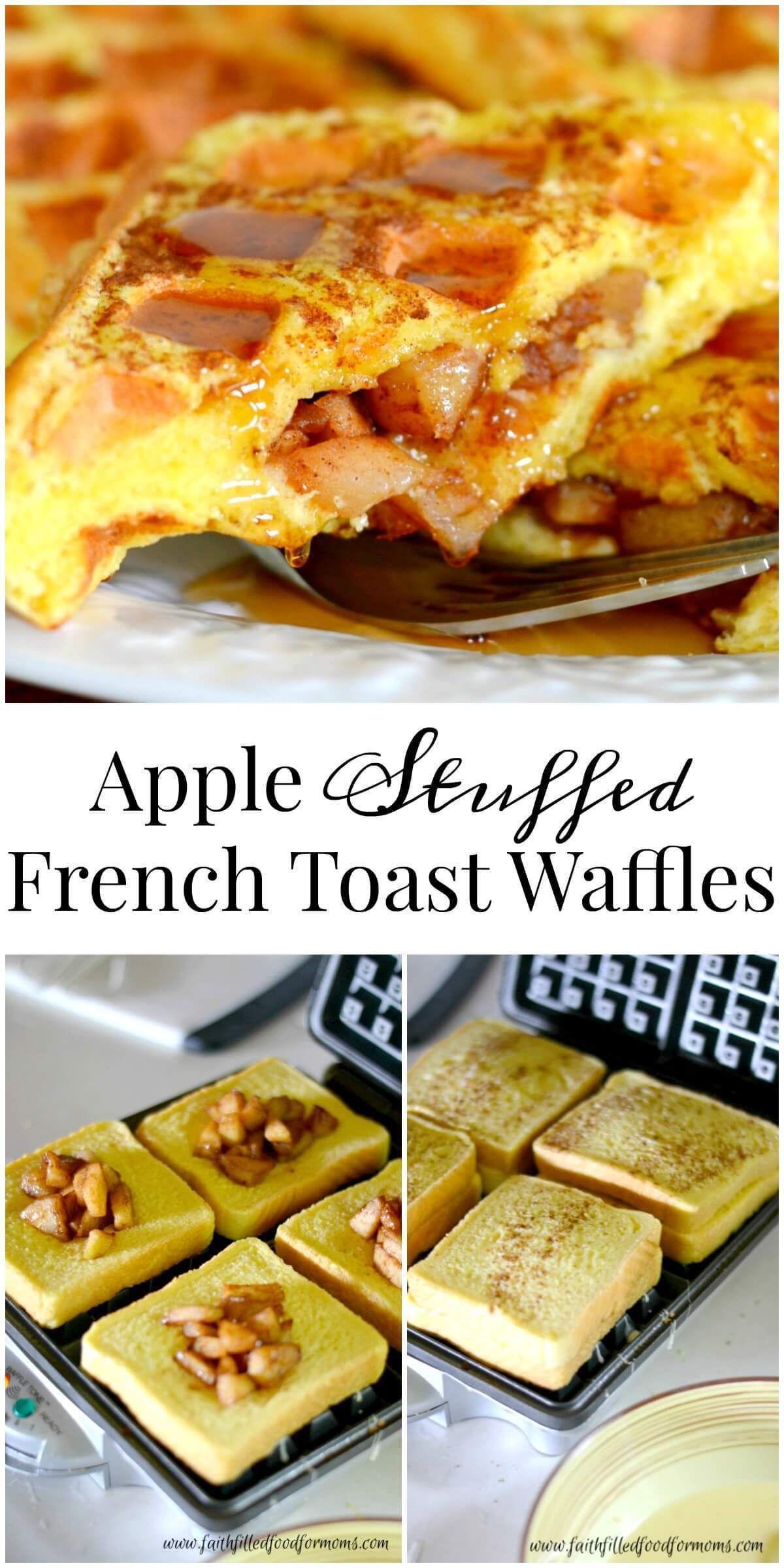 Ein köstliches apfelgefülltes Frühstück, das so einfach, aber dekadent ist. Diese Apfel ... - Kinder Blog, Baking #aber #Apfel #apfelgefülltes #apple Stuffed French Toast #bacon Stuffed French Toast #banana Stuffed French Toast #berry Stuffed French Toast #blackberry Stuffed French Toast #Blog #blueberry Stuffed French Toast #brioche Stuffed French Toast #cannoli Stuffed French Toast #cheesecake Stuffed French Toast #cherry Stuffed French Toast #chocolate Stuffed French Toast #cinnamon Stuffed F