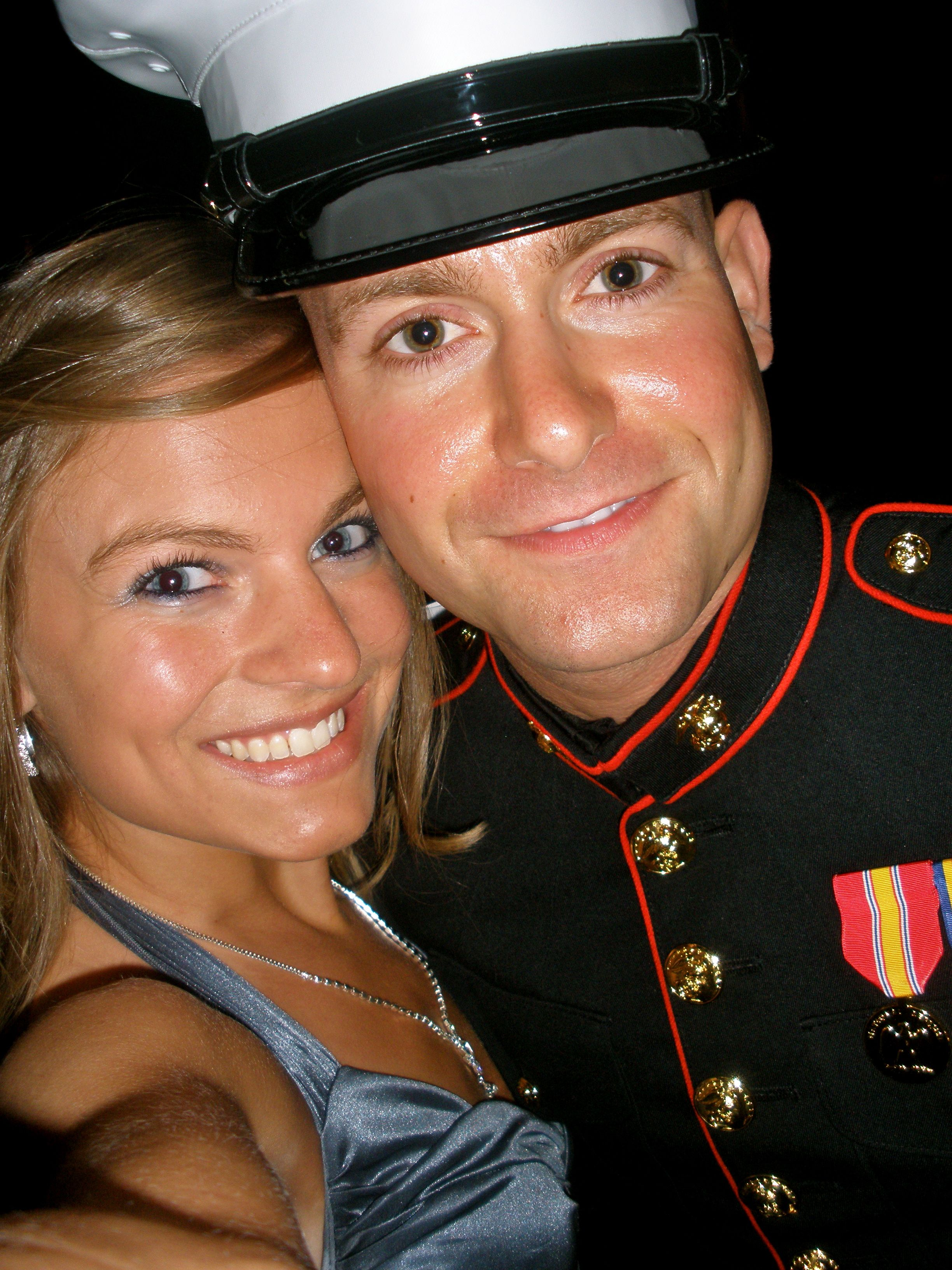 Be a Marine's date to the Marine Corps Birthday Ball