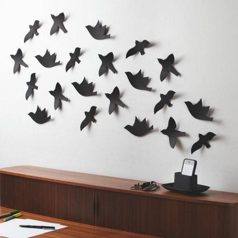 wanddeko birds flower wall decor diy art weltkarte wanddekoration wandleuchte tierkopf