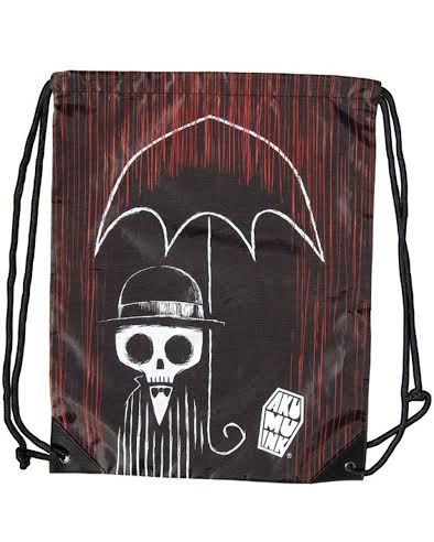 4ded738d752c Blood Storm Drawstring Bag by Akumu Ink | Akumu Ink | Bags, Shoulder ...
