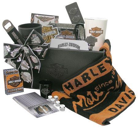 Harley Davidson Gift Basket Harley Davidson Gifts