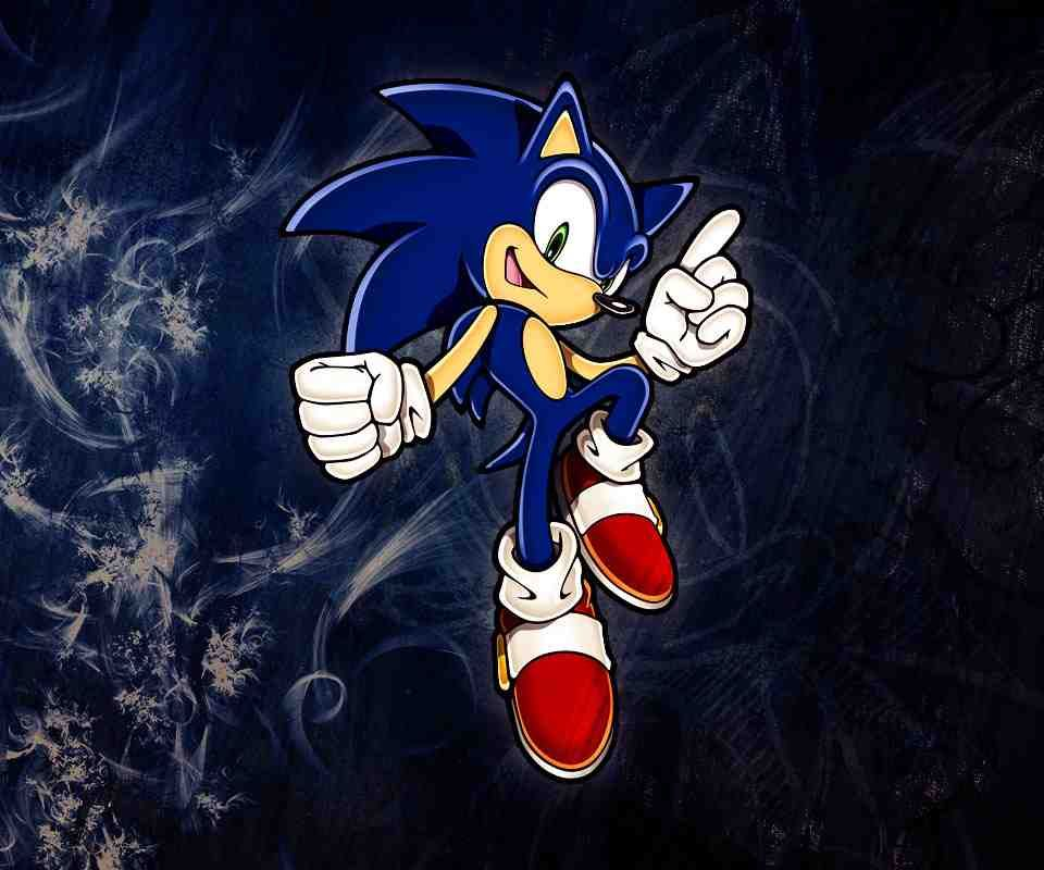 Sonic very cool Computer wallpaper, Sonic