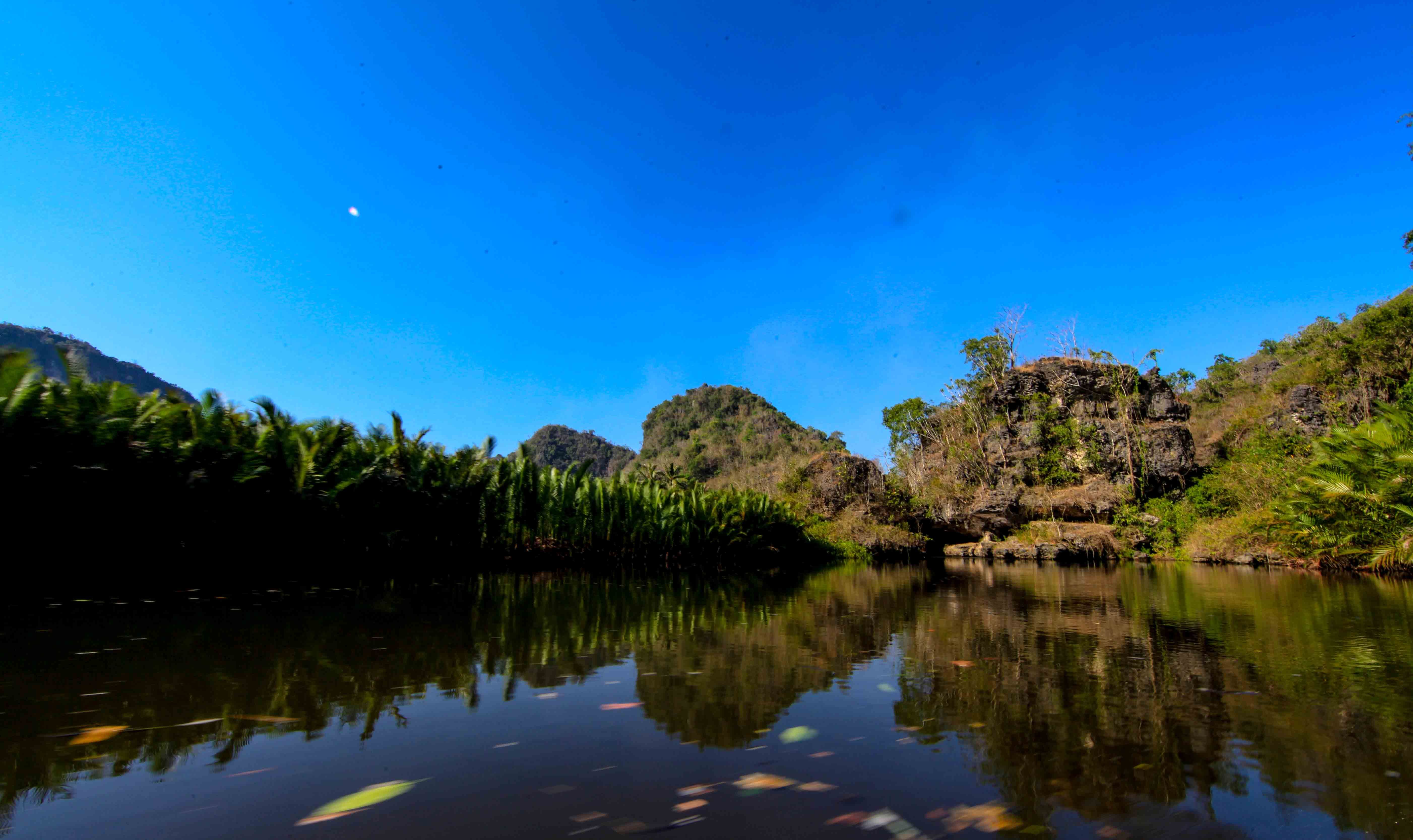 RammangRammang, Maros, Sulawesi Selatan, Indonesia