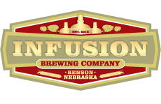 Infusion Brewing is located in the former home of Olson's Market in the heart of downtown Benson, Nebraska – a historic neighborhood nine mi...