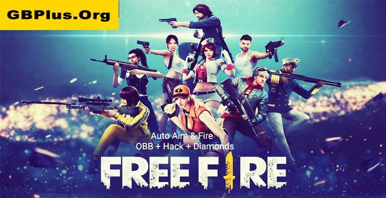 Garena Free Fire Mod Apk OBB V1.48.1 Download Hack