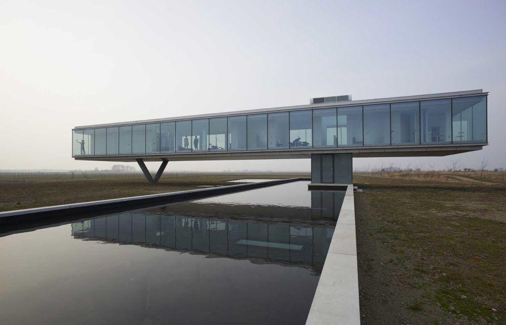 Villa Kogelhof, The Netherlands   Paul de Ruiter Architects