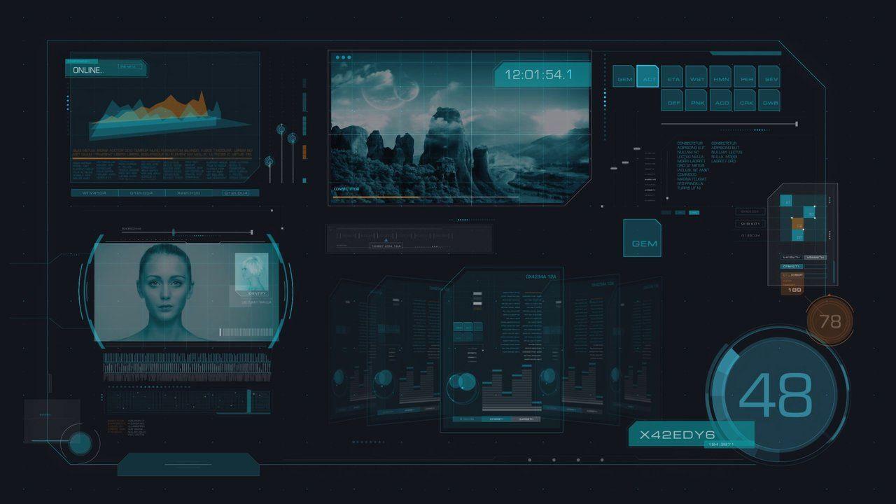 UI GFX | SCREEN GRAPHICS | Motion graphics, Interface design, UI Design