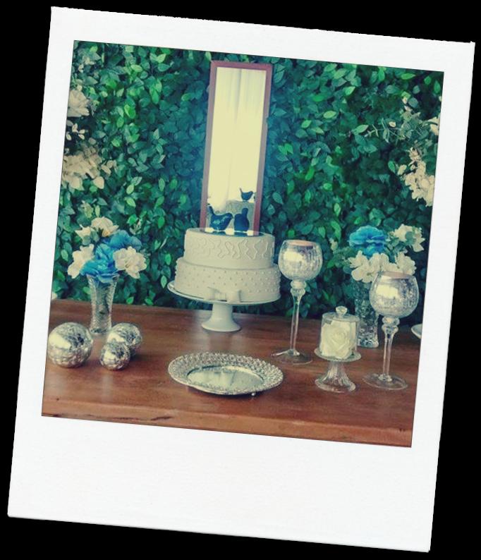 #1 Mini Wedding #2 Brunch #3 Bolo com Champagne. Seja qual for sua escolha nós lhe atenderemos - FACEBOOK: www.facebook.com/DecoracaoFESTAMANIA