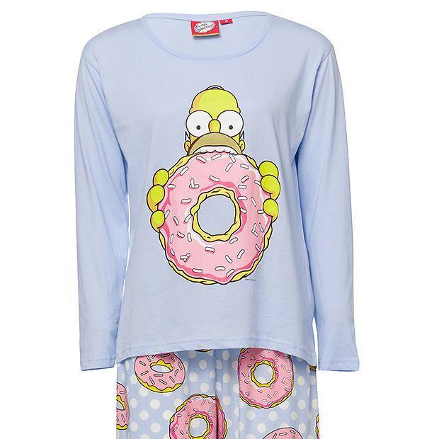 c1e962328 The Simpsons Homer Pyjama Set