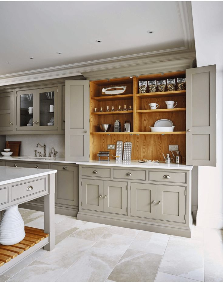 Mashup Monday 7: Inspired English Kitchen Details from Tom Howley #kitchencrushes