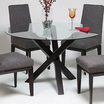Glass Top Dining Room Tables  Dining Furniture  Pinterest Fair Glass Topped Dining Room Tables 2018