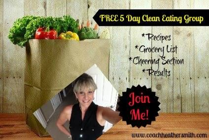 "Looking forward to SUMMER? Join my FREE 5-Day Healthy Eating Challenge to get that kickstart you need! -- 5 Day Meal Plan, Recipes & Shopping List Done for YOU! -- Plus, some fun and prizes thrown in! :-) -- No Thinking Required. -- We Start on MONDAY, June 1st!!! Ready to go? Comment below ""Sign me up!"" Message me or click on this link http://bit.ly/CoachHeatherSmithFreeAccount to create a free account and you will be added!"