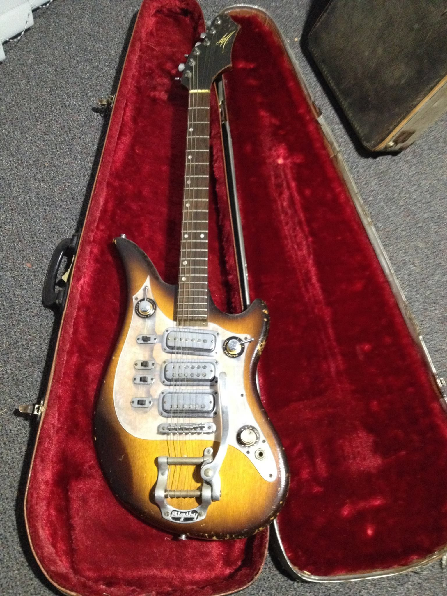 Pin On Vintage Guitars