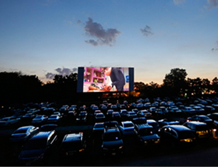 Sizzle Reel Drive In Movie Drive Inn Movies Drive In Movie Theater