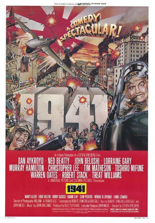1941,  (Wo bitte geht´s nach Hollywood), 1979
