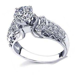Diamond Rings Earrings And Wedding Bands Rings Under 10000 Dollars