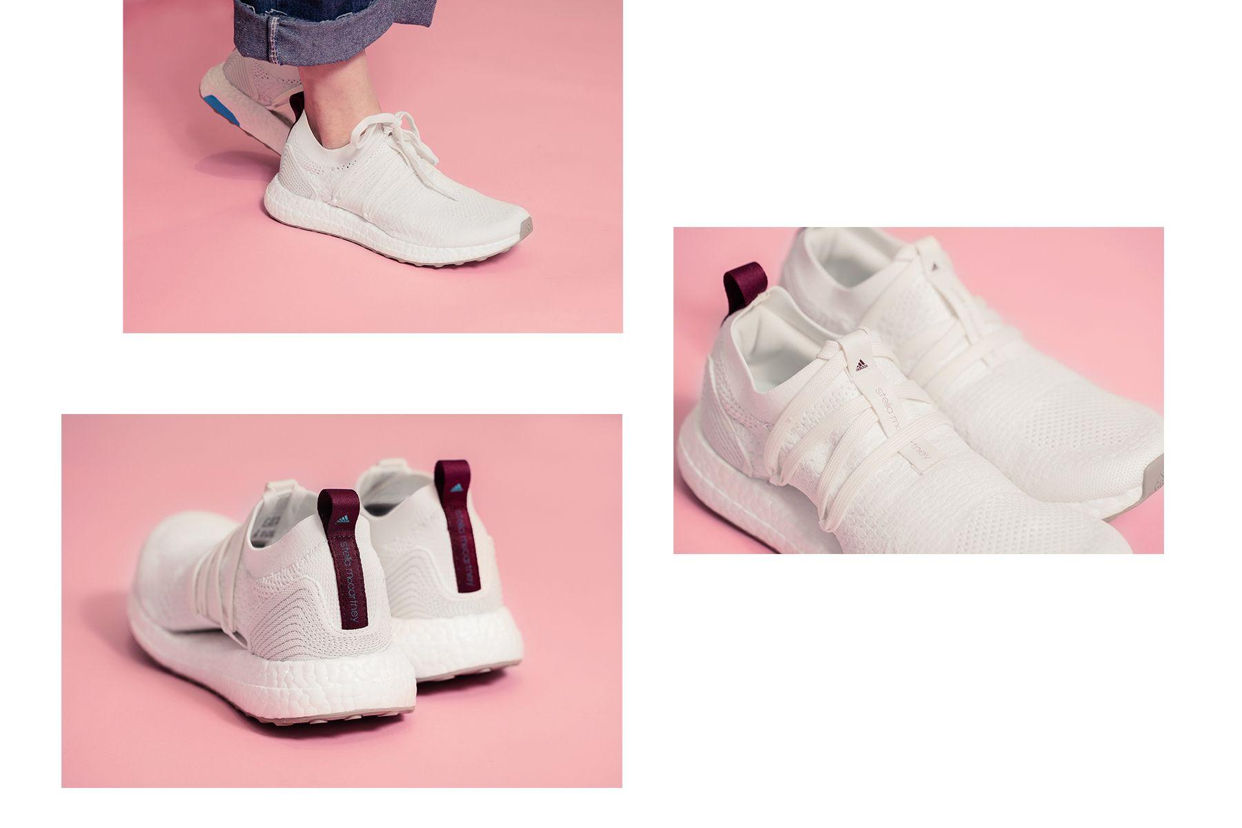 0ef508ddb2dfb adidas by Stella McCartney Parley UltraBOOST X 2017 White