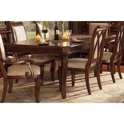 Granada 7 Piece Leg Dining Room Set In, Wynwood Dining Room Set