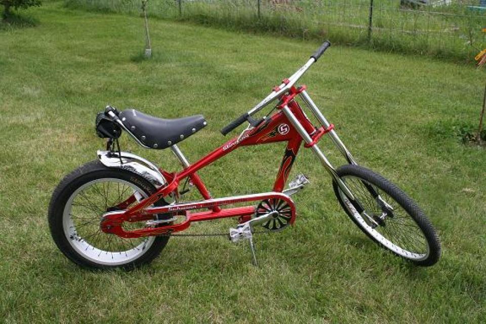 Used Schwinn 20 Occ Chopper Stingray Bicycle Bicycle Occ Choppers Chopper Bike
