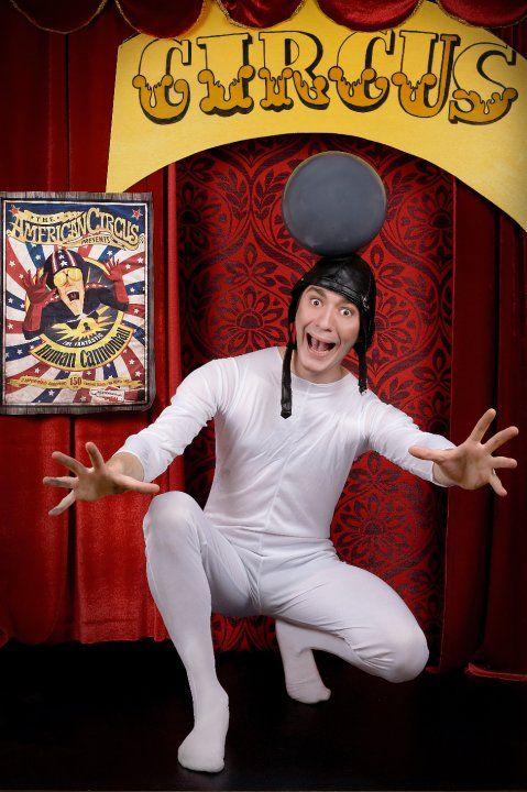 Blog Protegido Acceder Hombre Bala Circo Disfraz Circo Hombres