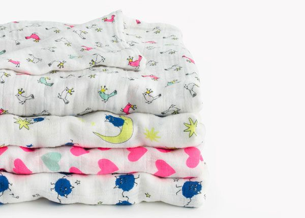 Aden And Anais Swaddle Blankets Enchanting Aden And Anais  J Crew Muslin Blankets Are A Hit  Blanket Babies Review